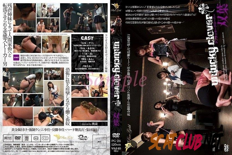 PG-24 Cruel torture over a slave urine, shit and hard whipping [2018 | 1.89 GB] (207.1887_PG-24 | SD)