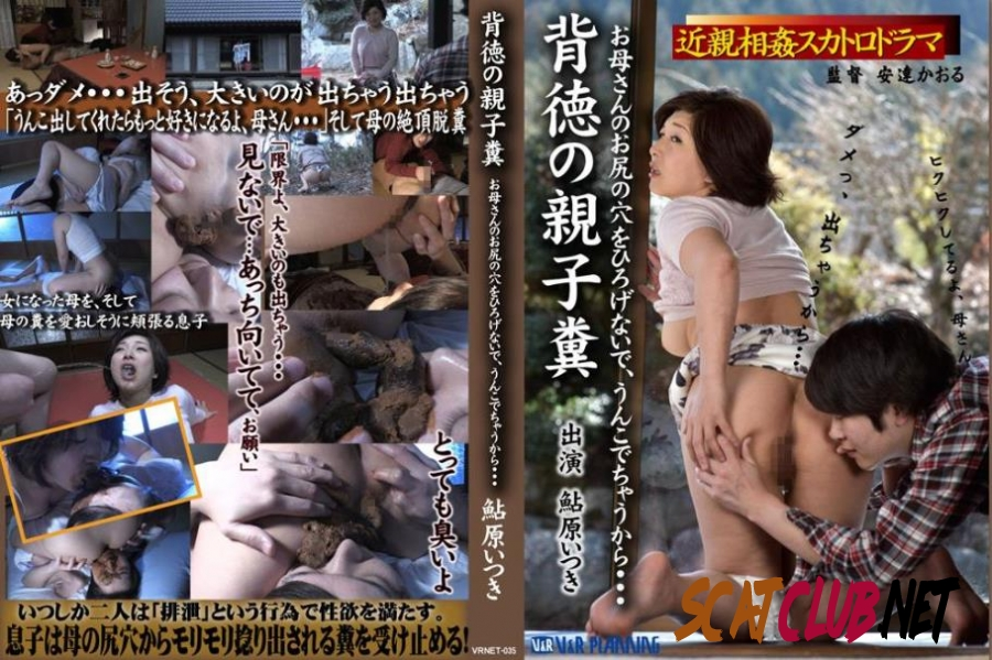 VRNET-035 Exclusive incest scat Ikihara Atsuki mother and son coprophagy sex [2018 | 2.03 GB] (234.1847_VRNET-035 | FullHD)