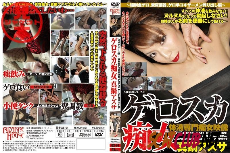 GS-01 Spit, snot, vomit and shit for human toilet [2018 | 930 MB] (331.1647_GS-01 | SD)