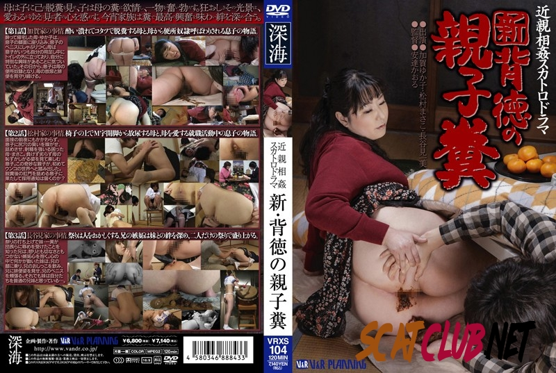 VRXS-104 Parent-child incest scat drama [2018 | 2.48 GB] (174.0468_VRXS-104 | SD)