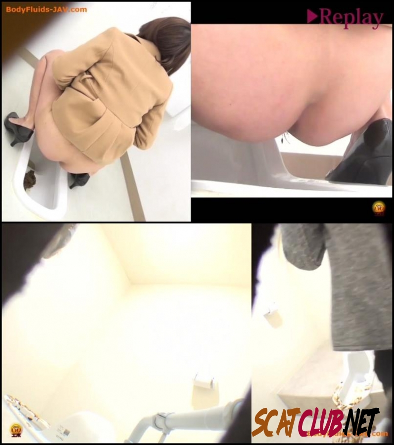 BFEE-41 Spy camera in public toilet filming poop japanese women [2018 | 392 MB] (099.1915_BFEE-41 | FullHD)