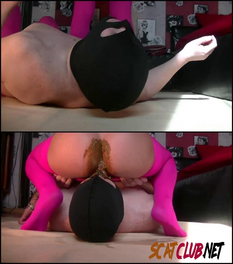 [Special #170] Godess in pink pantyhose for slave shitting facesitting [2018 | 428 MB] (107.0170_BFSpec-170 | FullHD)