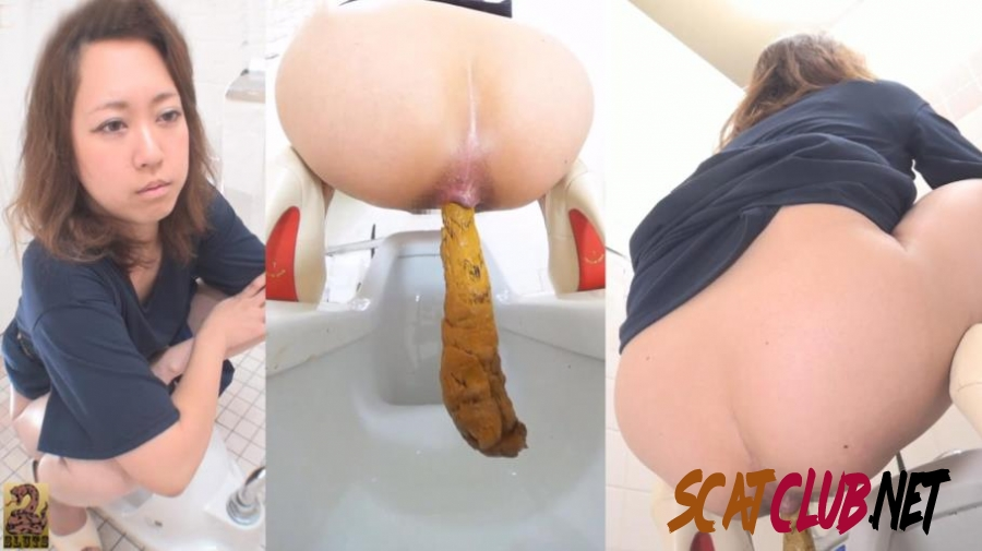 BFSR-172 トイレのスパイカメラガール Toilet Spy Camera Girl Shitting Closeup [2019 | 220 MB] (8.1739_BFSR-172 | FullHD)