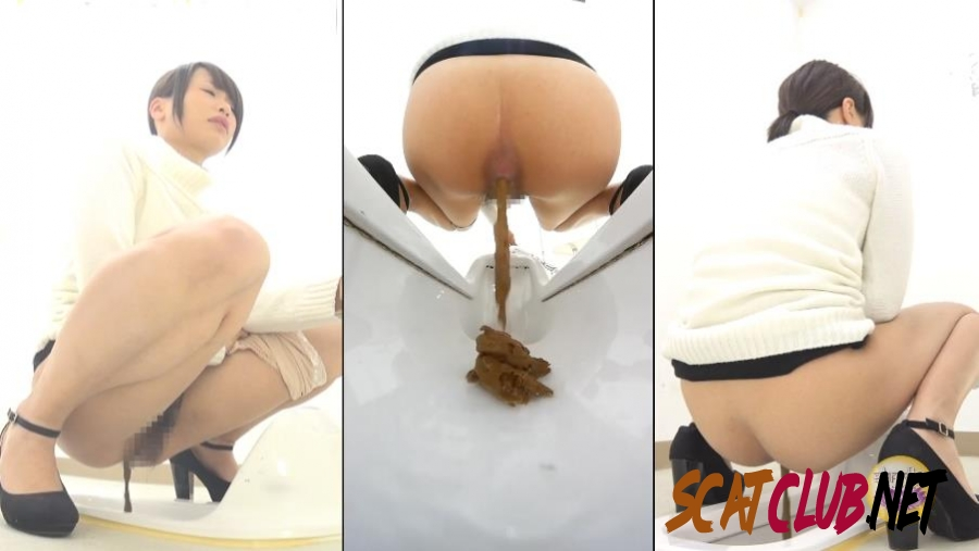 BFSL-93 Big Toilet and a Lot of Shit 女性のトイレのクローズアップをうんち Closeup [2019 | 377 MB] (1.1973_BFSL-93 | FullHD)