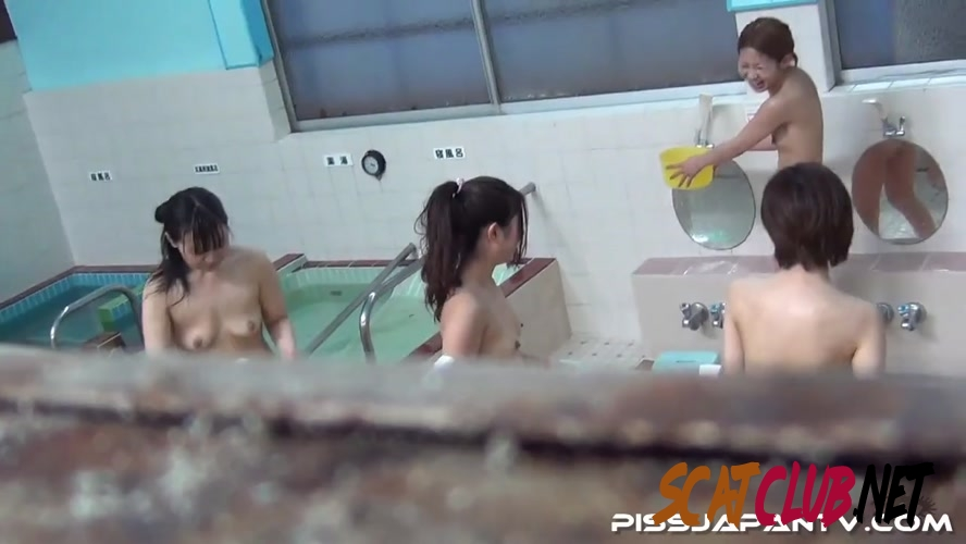PJTV-02 Steamy Streams At A Bathhouse 高温多湿のストリームでA浴場 [2019 | 159 MB] (4.2558_PJTV-02 | HD)