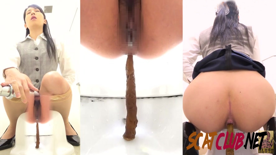 BFSR-283 Toilet Long Shit Hot Girl トイレの長い糞温女の子 Closeup [2020 | 506 MB] (5.2830_BFSR-283 | FullHD)